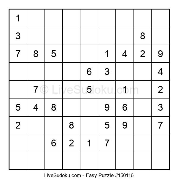 Beginners Puzzle #150116