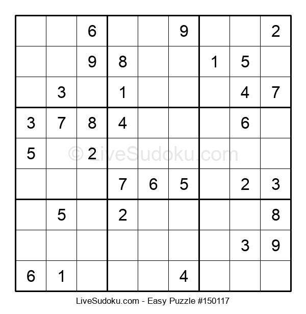 Beginners Puzzle #150117