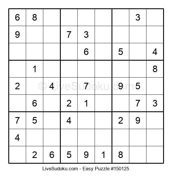Beginners Puzzle #150125