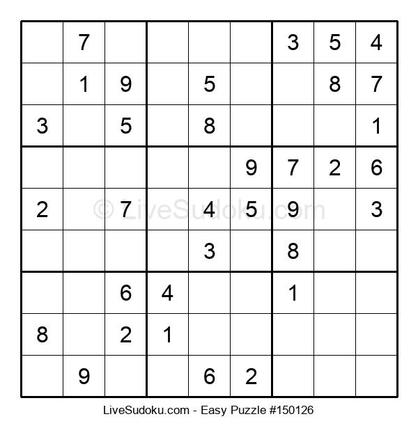 Beginners Puzzle #150126