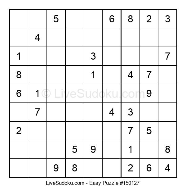 Beginners Puzzle #150127