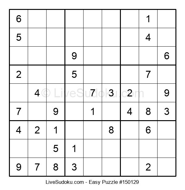 Beginners Puzzle #150129