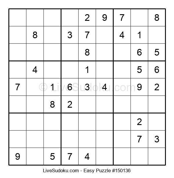 Beginners Puzzle #150136