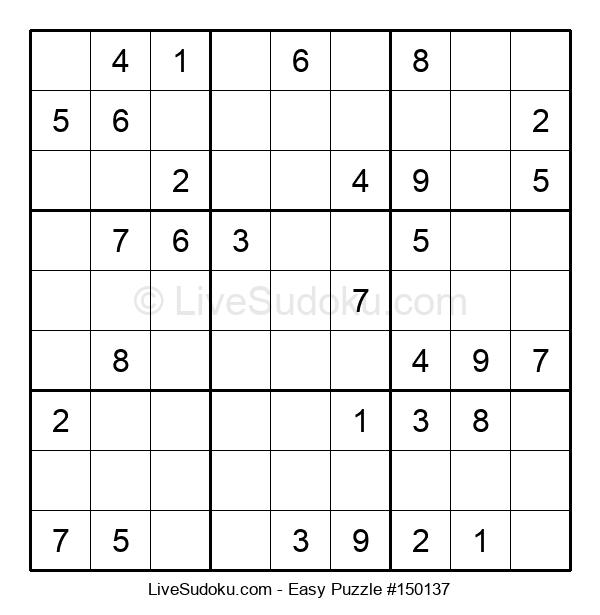 Beginners Puzzle #150137