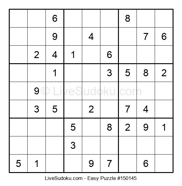 Beginners Puzzle #150145