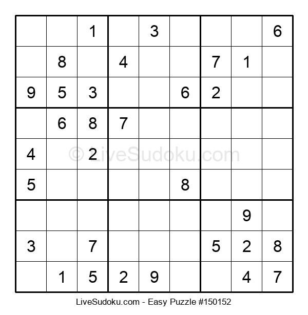 Beginners Puzzle #150152
