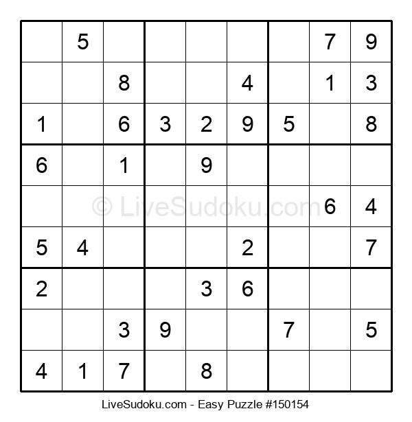 Beginners Puzzle #150154
