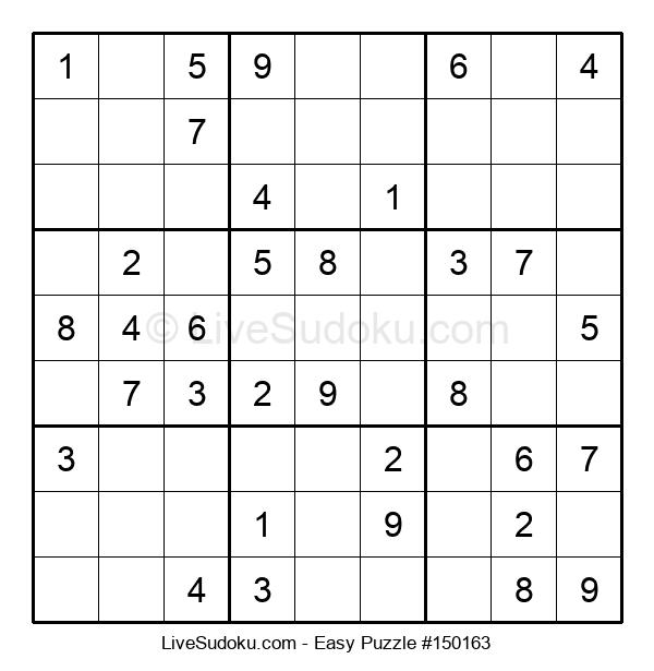 Beginners Puzzle #150163