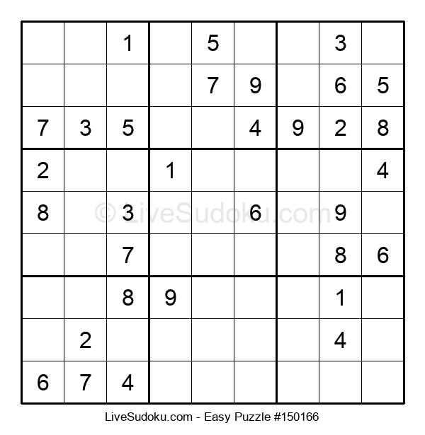 Beginners Puzzle #150166