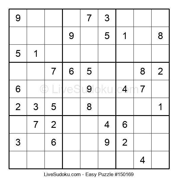Beginners Puzzle #150169