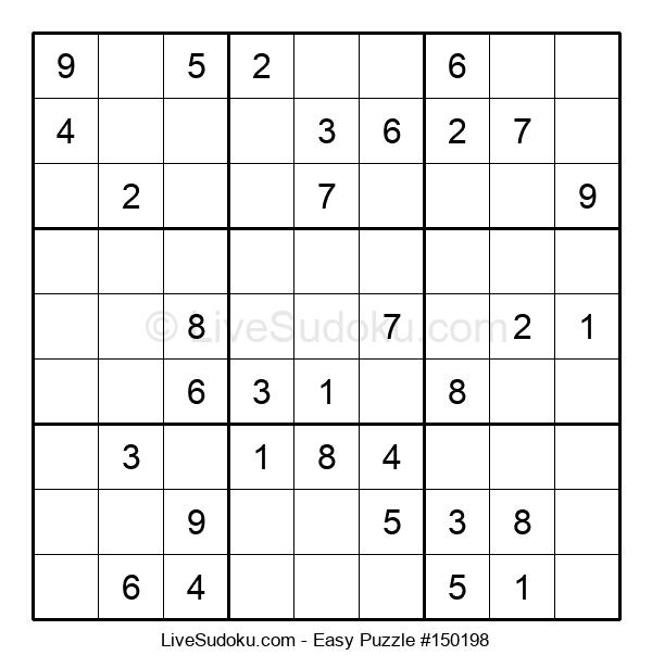 Beginners Puzzle #150198