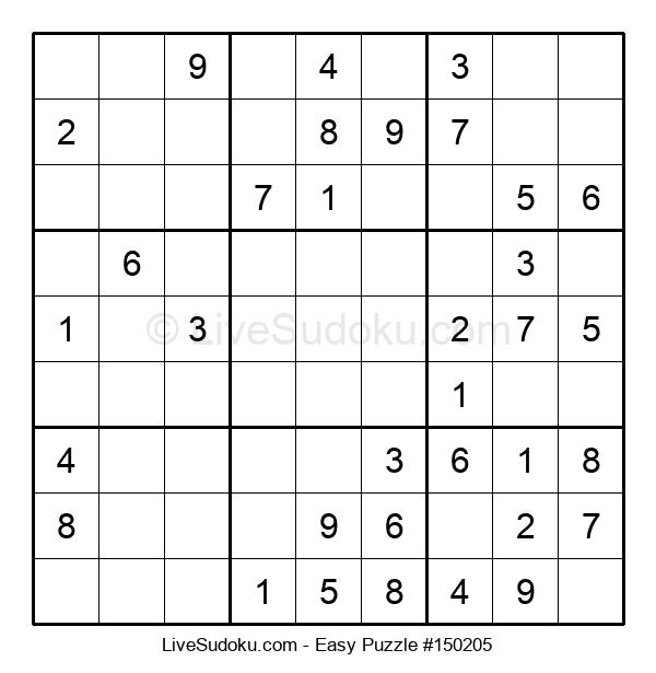 Beginners Puzzle #150205