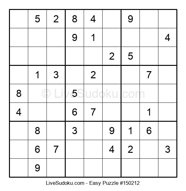 Beginners Puzzle #150212