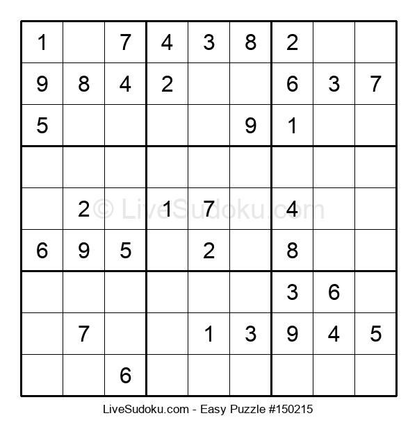 Beginners Puzzle #150215