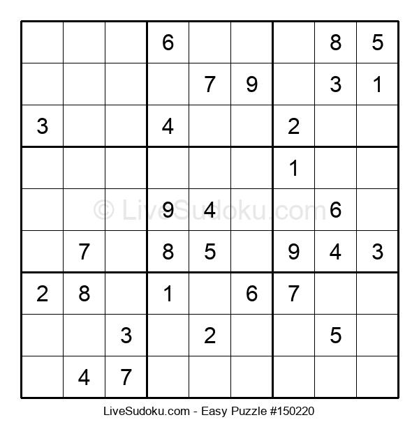 Beginners Puzzle #150220