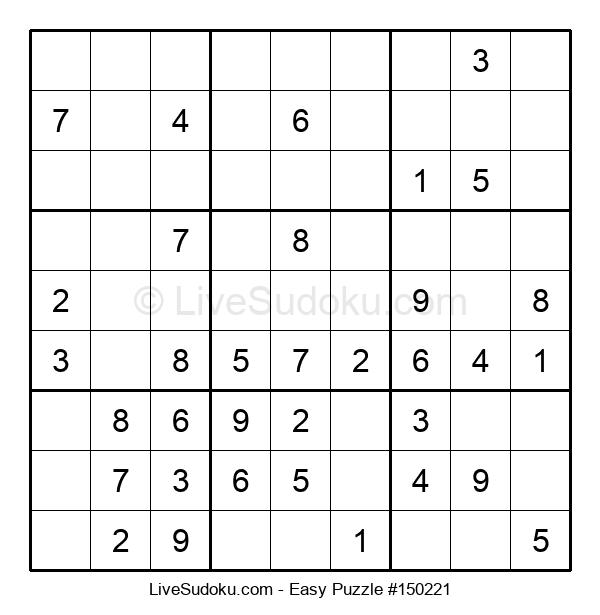 Beginners Puzzle #150221
