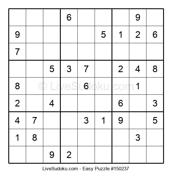 Beginners Puzzle #150237
