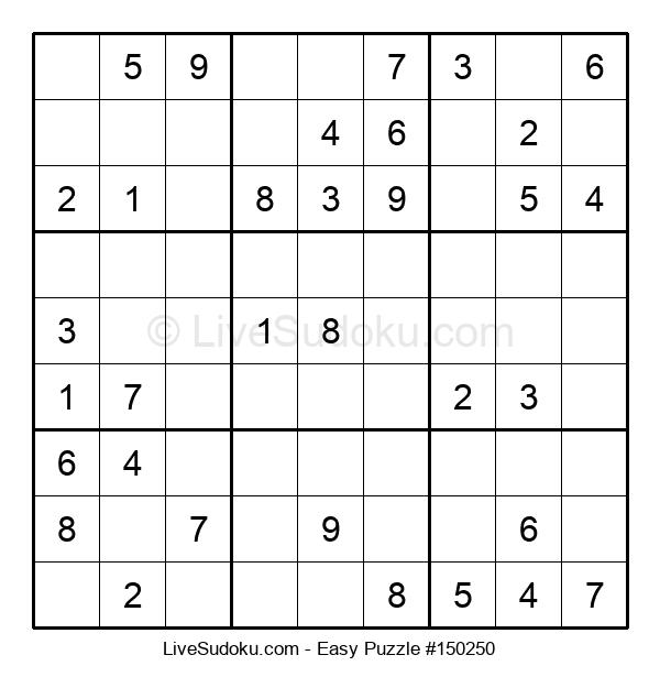 Beginners Puzzle #150250