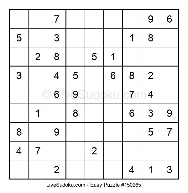 Beginners Puzzle #150265