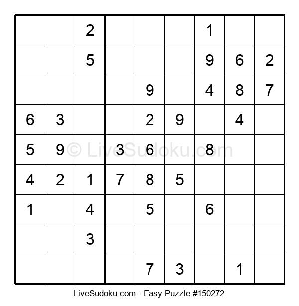 Beginners Puzzle #150272