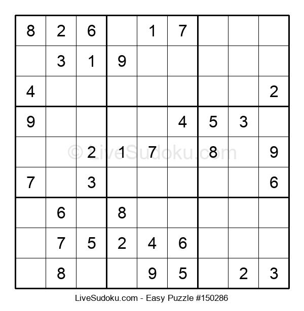 Beginners Puzzle #150286
