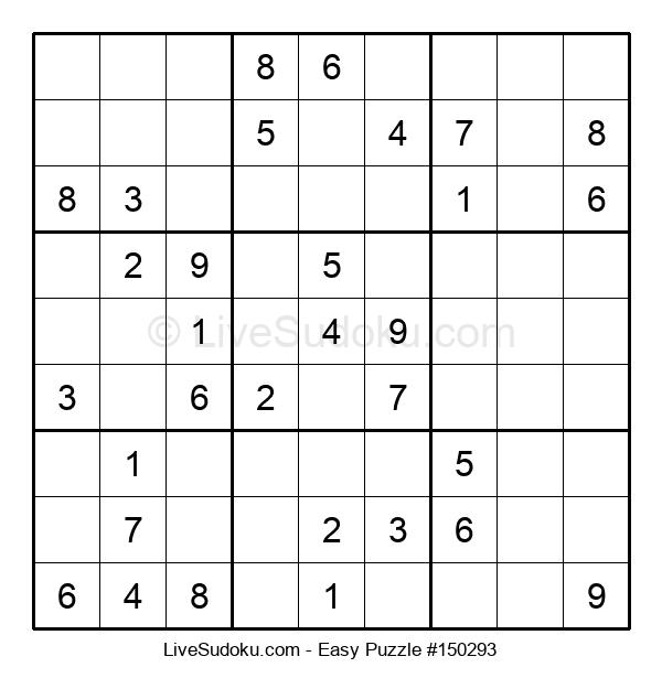 Beginners Puzzle #150293