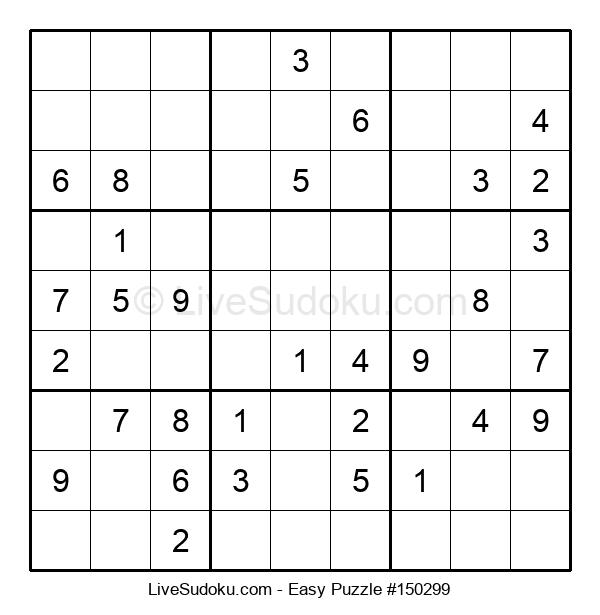 Beginners Puzzle #150299