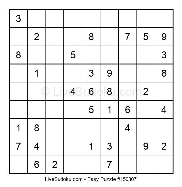 Beginners Puzzle #150307