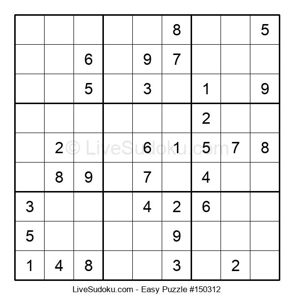 Beginners Puzzle #150312