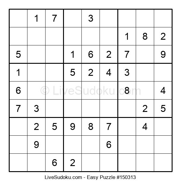 Beginners Puzzle #150313