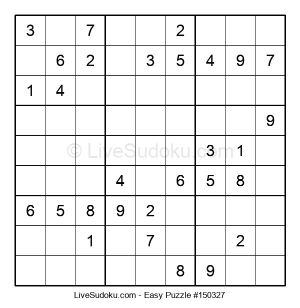 Beginners Puzzle #150327