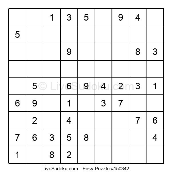 Beginners Puzzle #150342