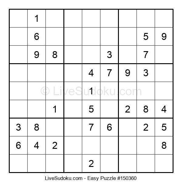 Beginners Puzzle #150360
