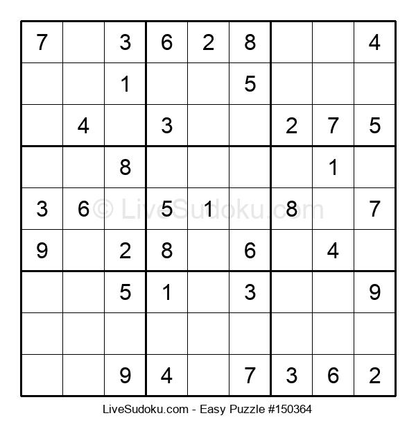 Beginners Puzzle #150364