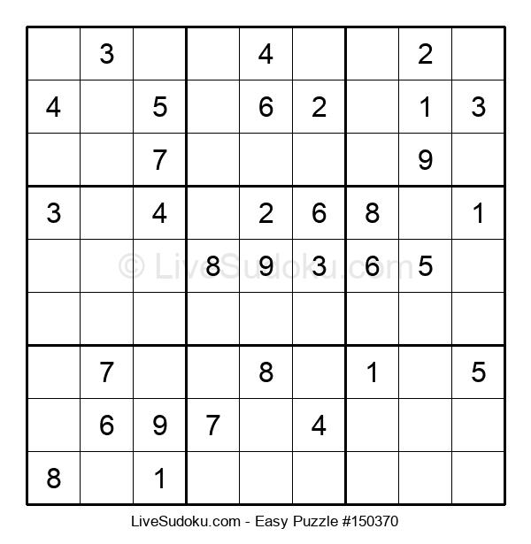 Beginners Puzzle #150370
