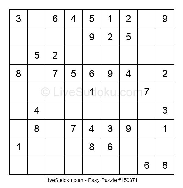 Beginners Puzzle #150371