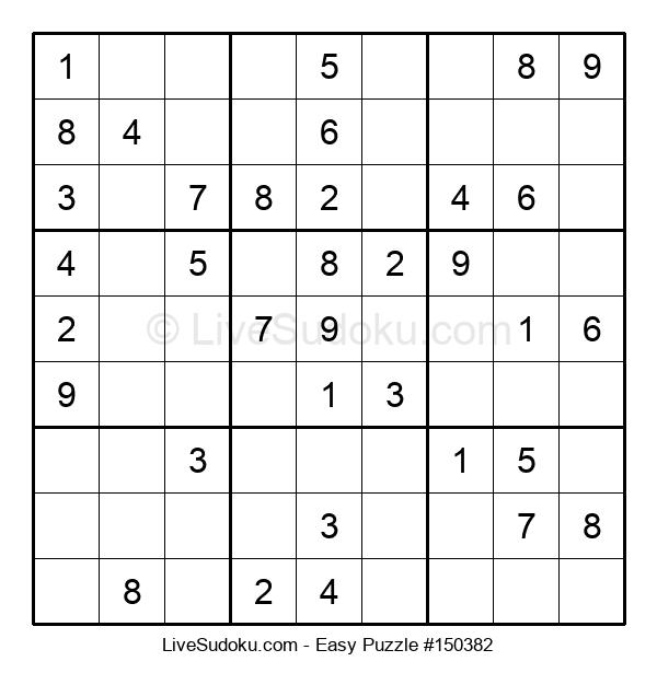 Beginners Puzzle #150382