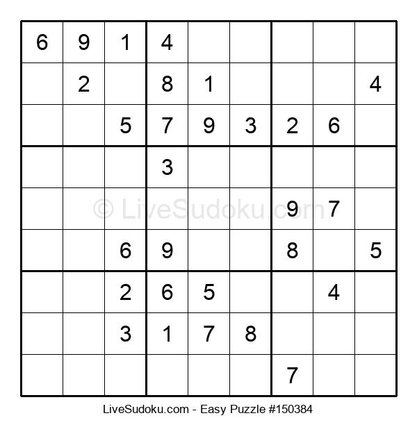 Beginners Puzzle #150384
