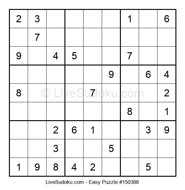 Beginners Puzzle #150388