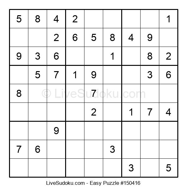 Beginners Puzzle #150416