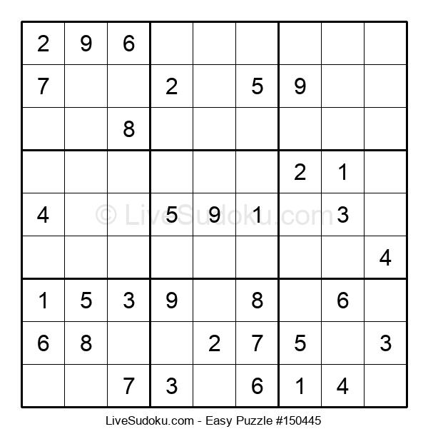Beginners Puzzle #150445