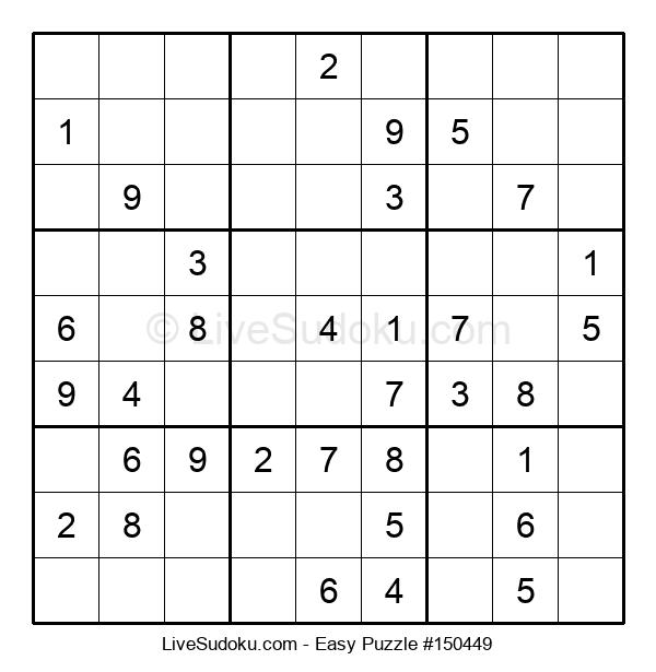 Beginners Puzzle #150449