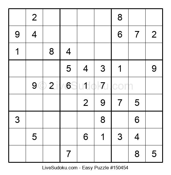 Beginners Puzzle #150454