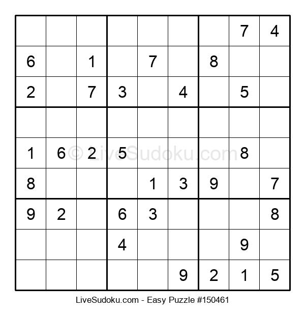 Beginners Puzzle #150461