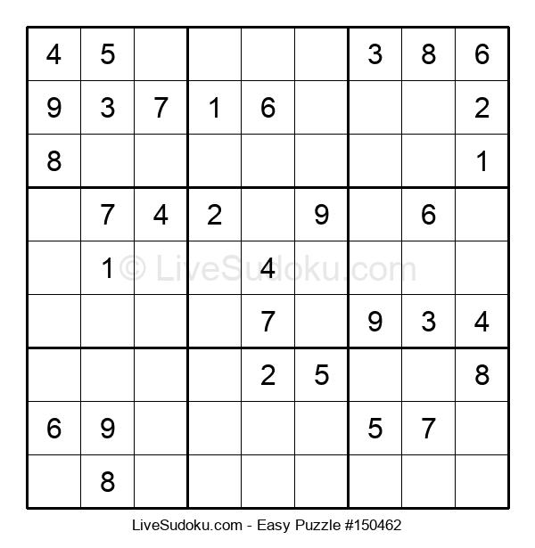 Beginners Puzzle #150462