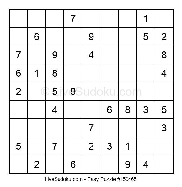 Beginners Puzzle #150465