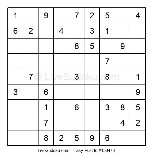 Beginners Puzzle #150473