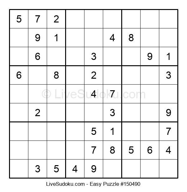 Beginners Puzzle #150490