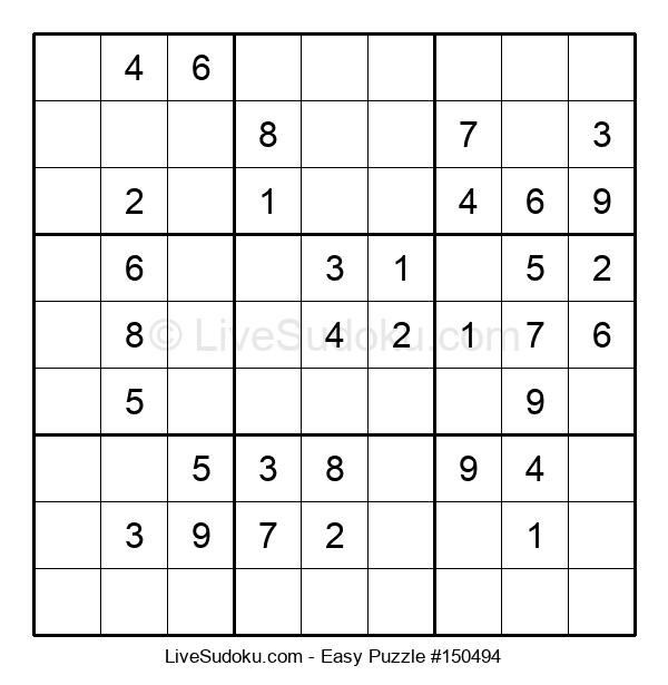 Beginners Puzzle #150494