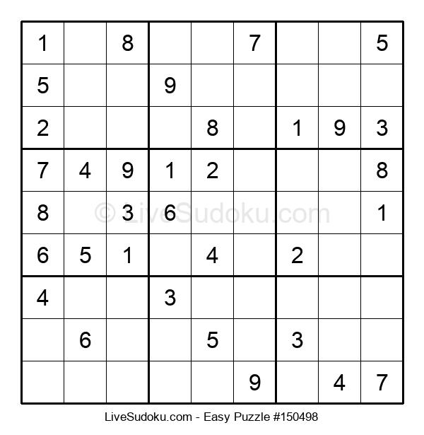 Beginners Puzzle #150498